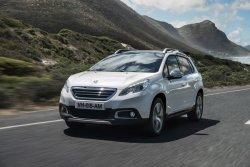 В России объявили цены на автомобиль Peugeot 2008
