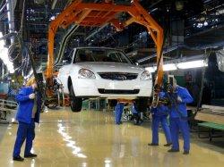 АвтоВАЗ возобновил производство Lada Priora