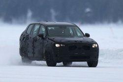 Второе поколение Volvo XC90 «засветилось» на тестовых заездах