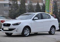 Новый китаец FAW Oley на российском рынке