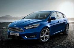 Рестайлинговый Ford Focus представили официально