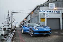 В марте должны начаться продажи Corvette Stingray от Chevrolet