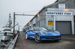 В марте должны начаться продажи Corvette Stingray от Chevrolet