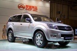Среди SUV в Китае нет равных Great Wall