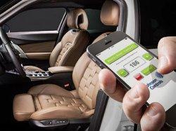 Регулировка кресел в прокатных автомобилях теперь станет более простой