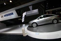 О Hyundai Sonata следующего поколения появилась первая информация