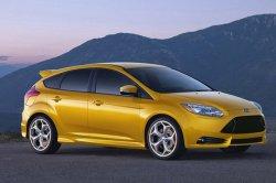 Ford Focus ST будет комплектоваться новым дизелем