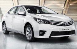 Обновленная Toyota Corolla