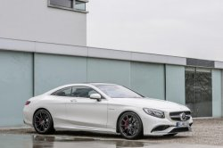 Представлена заряженная версия автомобиля Mercedes-Benz S 63 AMG Coupe