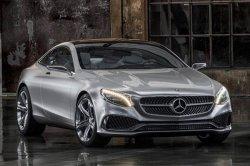 Купе S-Class от компании Mercedes-Benz получит 585-сильный двигатель