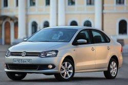Volkswagen привез в Россию модификацию седана Polo – Style