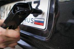 ГИБДД приняло решение о коде региона для крымских автомобилей