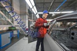 Автомобильное производство на Украине значительно выросло