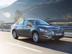 Nissan представил российскую версию Teana