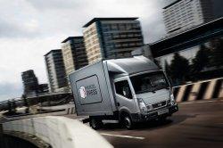Nissan NT400 Cabstar скоро поступит в продажу по всему миру