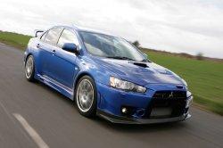 Mitsubishi построила самый мощный Lancer Evolution