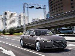 Гибридная версия Audi A6 с удлиненной базой пойдет в серию