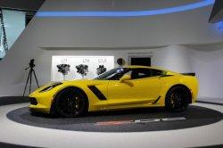 Chevrolet Corvette Z06 превратился в кабриолет
