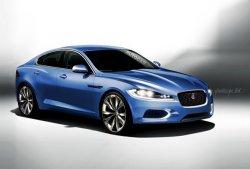 Новые подробности о седане Jaguar XE