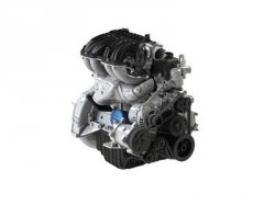 В Ульяновске начали выпускать новые моторы для ГАзелей