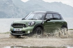 MINI Countryman обновили