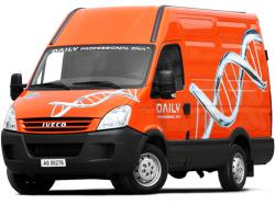Фургон Iveco Daily появится совсем скоро