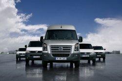 Коммерческие автомобили Volkswagen - надежность, функциональность, выгодная ...