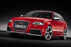 Audi RS3 получит новый двигатель