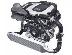 Audi показывает новый дизельный мотор