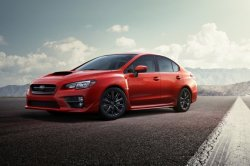 Озвучена цена нового автомобиля Subaru WRX