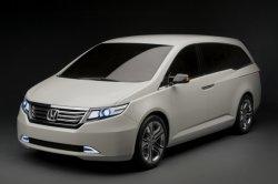 Honda Odyssey попала под отзыв