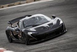 McLaren P1 может получить трековую версию