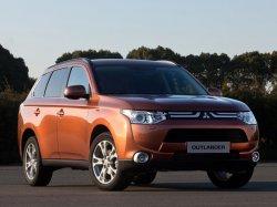 В России начались продажи обновленного Mitsubishi Outlander