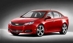 Chevrolet Cruze для США: появились первые фото