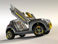 Renault Kwid станет самым маленьким кроссовером