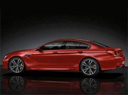 BMW представили собственный тюнинг-пакет для автомобиля M6 Gran Coupe