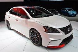 Будущий Nissan Pulsar Nismo