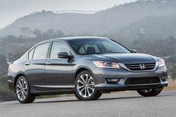 Самый продаваемый автомобиль в США - Honda Accord