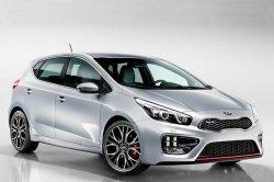 Агрессивная версия Kia cee'd GT стартует в России с 949 000 рублей