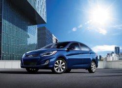 Российский авторынок ожидает появления обновленного Hyundai Solaris