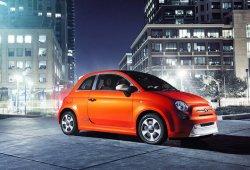 Руководство концерна не разрешает покупать Fiat 500e