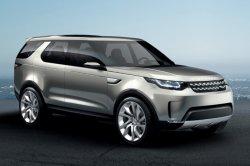 Компания Land Rover создаст обновленное семейство Discovery