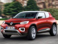 Ожидается выход компактного кроссовера на базе концепта Renault Kwid
