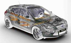 Качественные запчасти форд – беспроблемное вождение авто