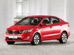 Начались продажи обновленного семейства Kia Rio