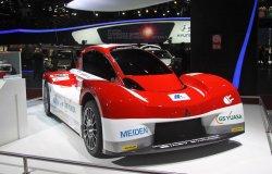 Mitsubishi представляет новый автомобиль для Pikes Peak