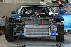 Заряженный Skoda Octavia RS от румынских тюнеров