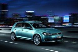 Автомобиль Volkswagen Golf получил высокие оценки на краш-тесте