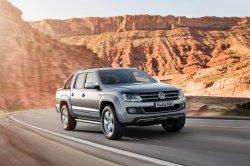 Volkswagen Amarok получил новую версию