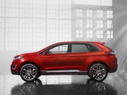 Компания Ford представила новый кроссовер
